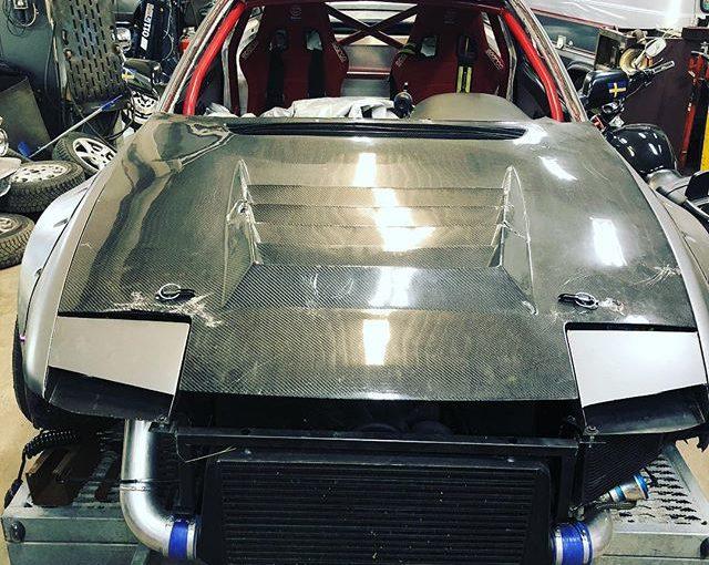 Jonas Bodners Driftbil  färdigmappad :)